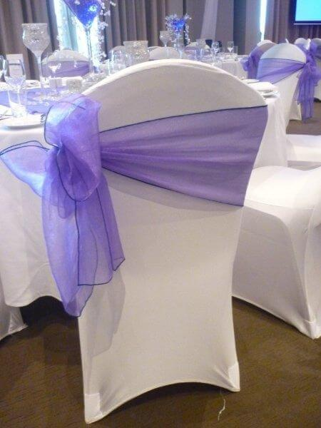 Purple-Organza-Sash